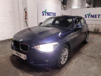 Image of 2015 BMW 1 SERIES 116D EFFICIENTDYNAMICS 1598cc TURBO DIESEL MANUAL 6 Speed 5 DOOR HATCHBACK