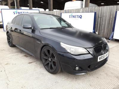 Image of 2006 BMW 5 SERIES 525D M SPORT 2497cc TURBO DIESEL AUTOMATIC 4 DOOR SALOON
