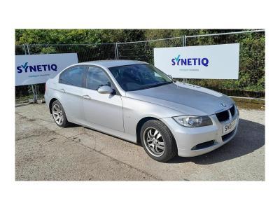 Image of 2006 BMW 3 SERIES 320D ES 1995cc TURBO 4 DOOR SALOON