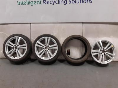 Image of AUDI A3 S-LINE WHEELS &amp TYRES