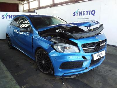 Image of 2015 MERCEDES A-CLASS A200 CDI AMG NIGHT EDITION 2143cc TURBO DIESEL SEMI AUTO 5 DOOR HATCHBACK