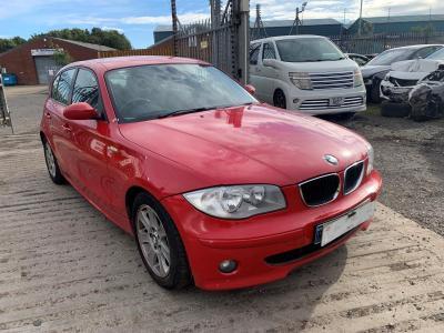 Image of 2005 BMW 1 SERIES 118D SE 1995cc TURBO DIESEL MANUAL 5 DOOR HATCHBACK