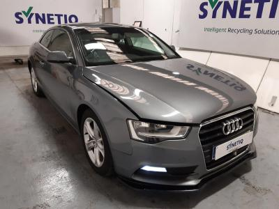 Image of 2014 AUDI A5 TDI ULTRA SE 1968cc TURBO DIESEL MANUAL 6 Speed 2 DOOR COUPE