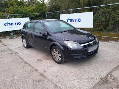 Image of 2007 VAUXHALL ASTRA ACTIVE 16V TWINPORT 1364cc PETROL MANUAL 5 Speed 5 DOOR HATCHBACK