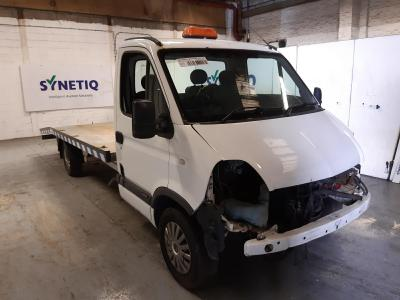 Image of 2007 RENAULT MASTER LL35 LWB E/F DCI 2464cc TURBO DIESEL MANUAL 6 Speed CHASSIS CAB