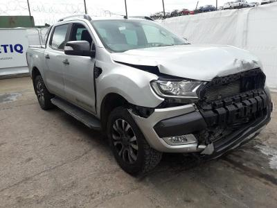 Image of 2019 FORD RANGER WILDTRAK 4X4 DCB TDCI 3196cc TURBO DIESEL AUTOMATIC 6 Speed PICK UP