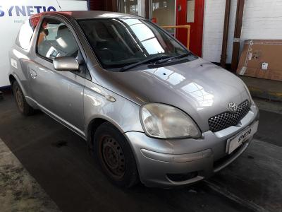 2005 TOYOTA YARIS COLOUR COLLECTION VVT-I