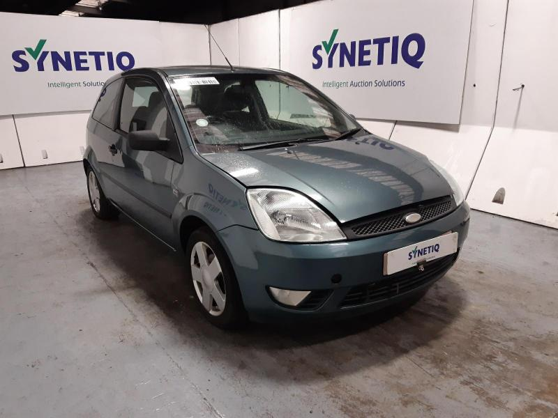 2003 FORD FIESTA ZETEC 16V 1388cc PETROL MANUAL 5 Speed 3 DOOR HATCHBACK