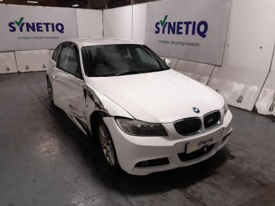 Image of 2010 BMW 3 SERIES 320D M SPORT BUSINESS EDITION 1995cc TURBO DIESEL AUTOMATIC 6 Speed 4 DOOR SALOON