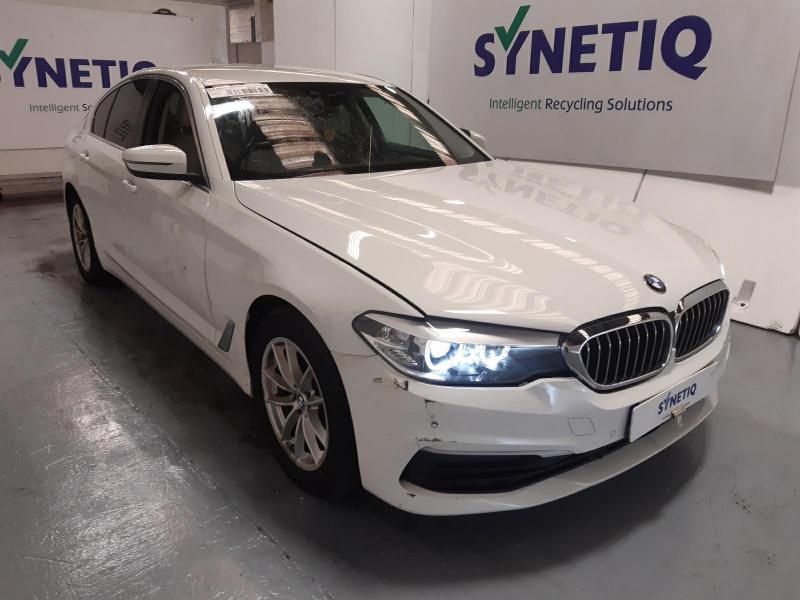 2018 BMW 5 SERIES 520D SE 1995cc TURBO DIESEL AUTOMATIC 4 DOOR SALOON