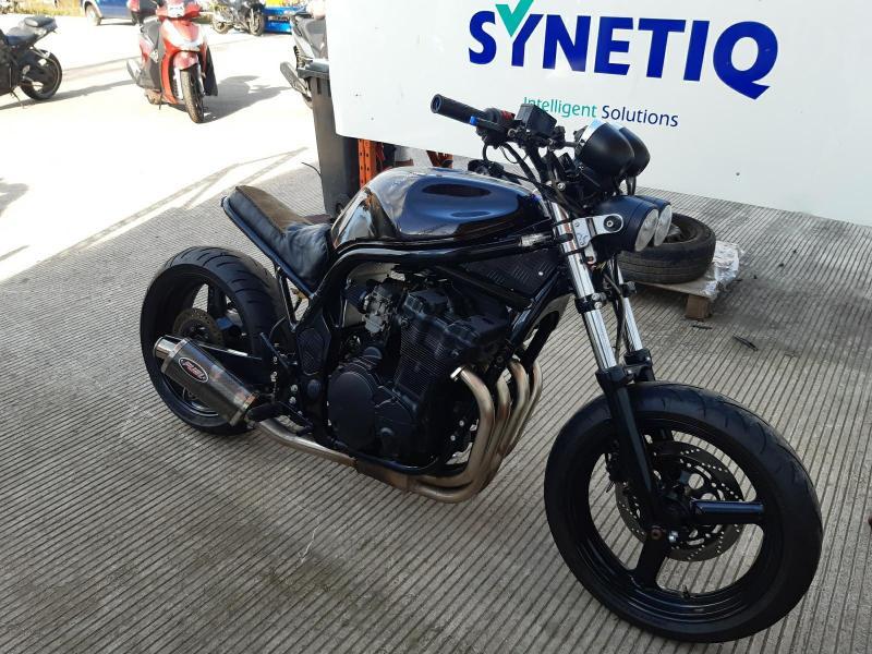 1999 SUZUKI GSF 600 SX 599cc MOTORCYCLE
