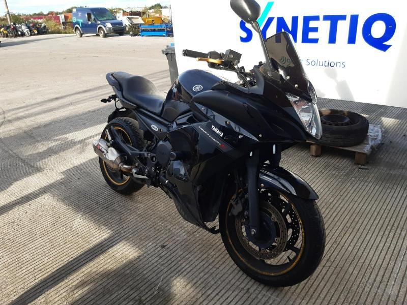 2010 YAMAHA XJ6 N ABS DIVERSION 600cc MOTORCYCLE