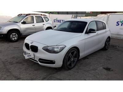Image of 2012 BMW 1 SERIES 120D SPORT 1995cc TURBO DIESEL MANUAL 5 DOOR HATCHBACK