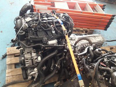 Image of 2019 AUDI A4 TFSI S LINE BLACK EDITION 40 1984cc TURBO PETROL SEMI AUTO 7 Speed ENGINE &amp GEARBOX