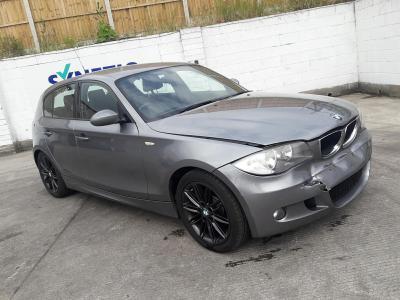 Image of 2008 BMW 1 SERIES 118D M SPORT 1995cc TURBO DIESEL MANUAL 5 DOOR HATCHBACK