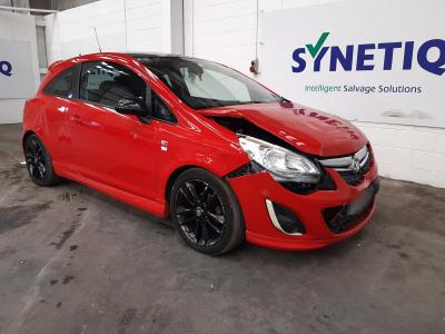 Image of 2012 VAUXHALL CORSA LIMITED EDITION 1229cc PETROL MANUAL 5 Speed 3 DOOR HATCHBACK