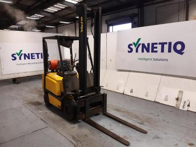 Image of 2006 YALE GLP15AE GAS FORKLIFT
