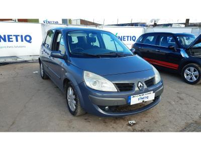 Image of 2007 RENAULT SCENIC DYNAMIQUE VVT 5STR 1598cc PETROL AUTOMATIC 4 Speed 5 DOOR MPV