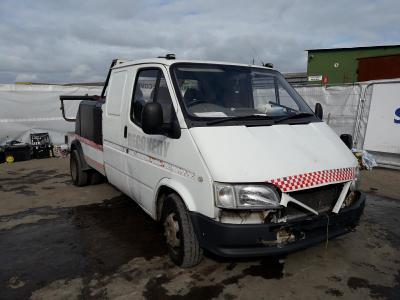 Image of 1997 FORD TRANSIT 190 DRW D/CAB 2496cc 2 DOOR DOUBLE CAB
