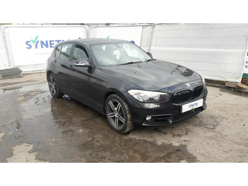 2017 BMW 1 SERIES 118I SPORT 1499cc TURBO PETROL AUTOMATIC 5 DOOR HATCHBACK