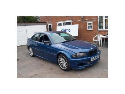 Image of 2003 BMW 3 SERIES 318CI SE 1995cc 2 DOOR COUPE