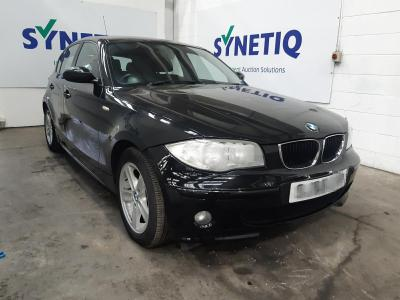 Image of 2006 BMW 1 SERIES 116I SPORT 1596cc PETROL MANUAL 5 DOOR HATCHBACK