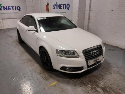 Image of 2010 AUDI A6 TDI S LINE SPECIAL EDITION 1968cc TURBO 4 DOOR SALOON