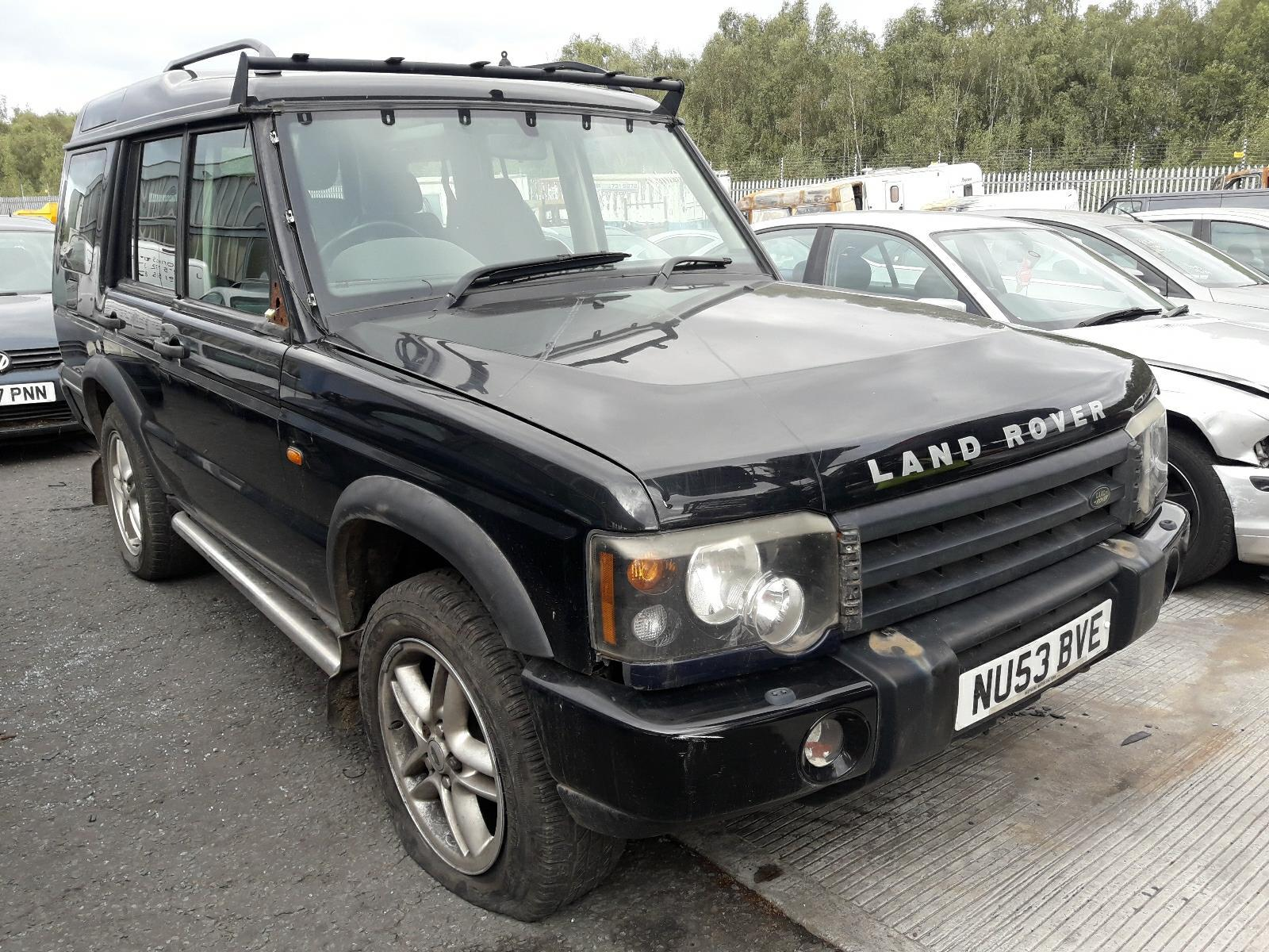 2003 LAND ROVER DISCOVERY TD5 GS 7STR 2495cc TURBO 5 DOOR ESTATE