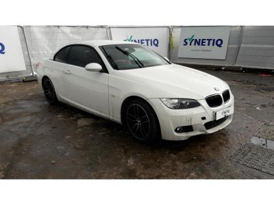 Image of 2009 BMW 3 SERIES 320D M SPORT 1995cc TURBO DIESEL AUTOMATIC 6 Speed 2 DOOR CONVERTIBLE