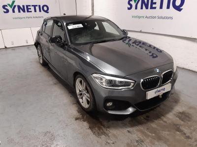 Image of 2016 BMW 1 SERIES 116D M SPORT 1496cc TURBO DIESEL MANUAL 5 DOOR HATCHBACK