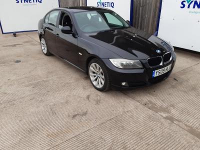 Image of 2009 BMW 3 SERIES 318I SE 1995cc PETROL MANUAL 4 DOOR SALOON