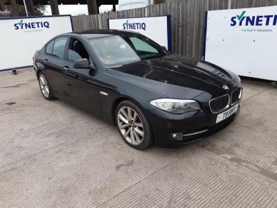 Image of 2011 BMW 5 SERIES 525D SE 2993cc TURBO DIESEL AUTOMATIC 4 DOOR SALOON