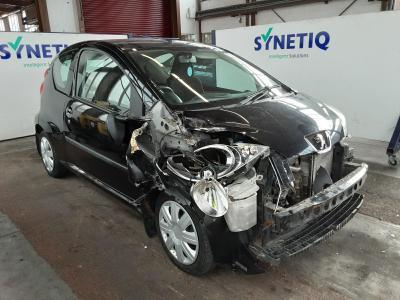 2009 PEUGEOT 107 URBAN 998cc PETROL SEMI AUTO 5 Speed 3 DOOR HATCHBACK