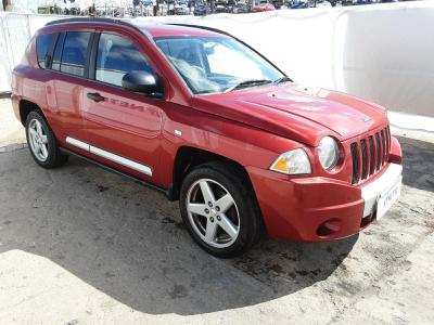 Image of 2009 JEEP COMPASS LIMITED CRD 1968cc TURBO DIESEL MANUAL 5 Speed 5 DOOR ESTATE