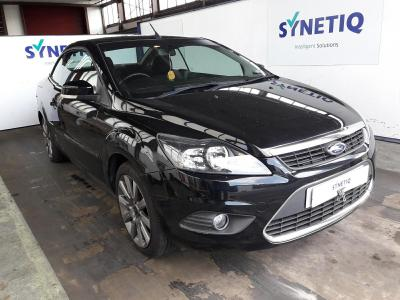 Image of 2010 FORD FOCUS CC2 1999cc PETROL MANUAL 5 Speed 2 DOOR COUPE