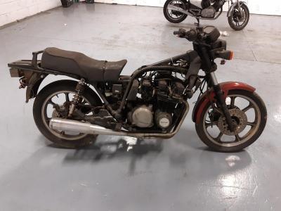 Image of 1987 KAWASAKI Z 750-P4 GT750 738cc PETROL MOTORCYCLE