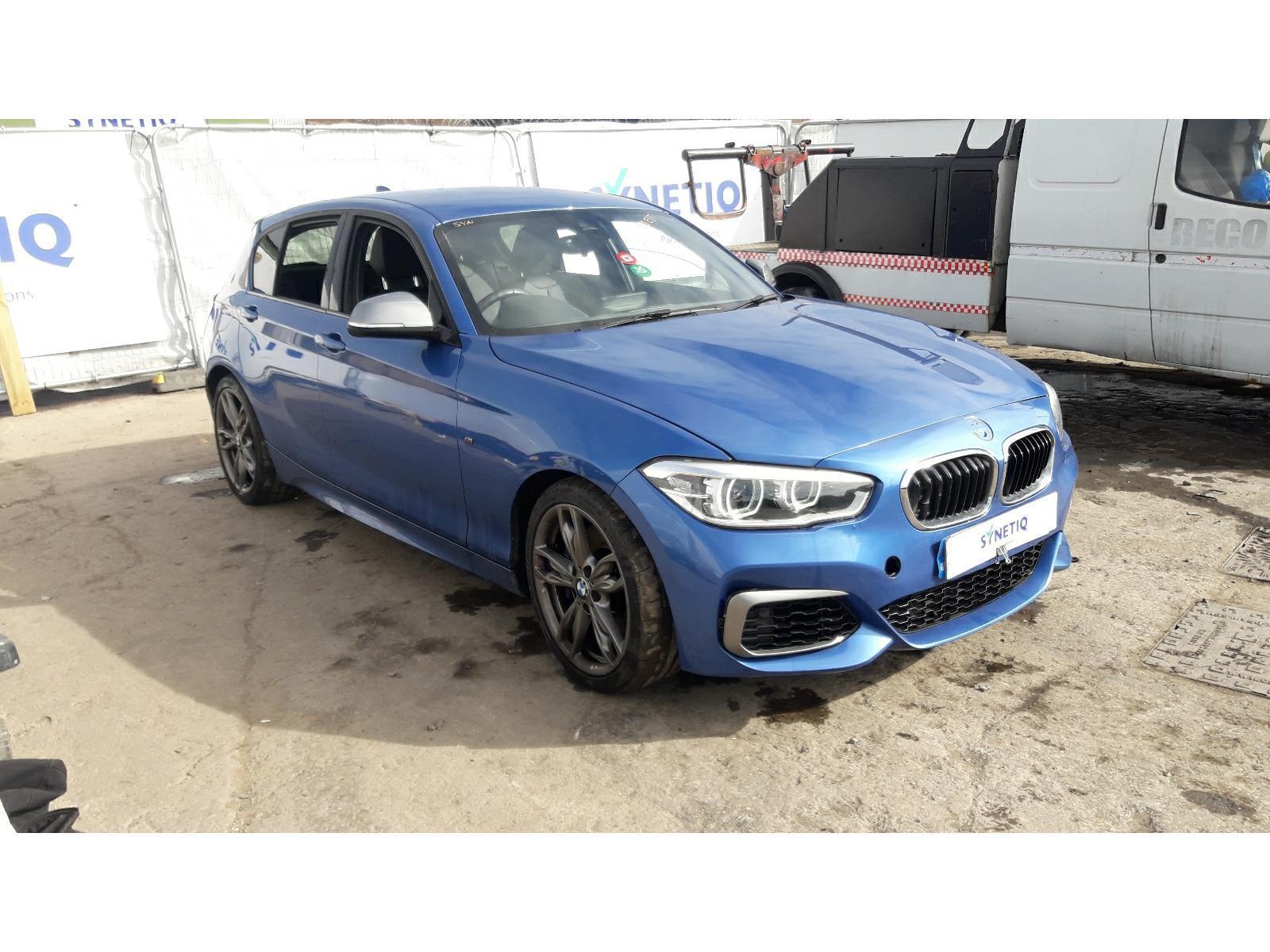 2016 BMW 1 SERIES M140I 2998cc TURBO PETROL AUTOMATIC 5 DOOR HATCHBACK