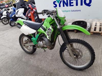 Image of 2001 KAWASAKI KDX VARIENT OVER 1000CC 220cc MOTORCYCLE