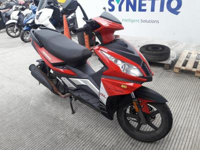 Image of 2020 MOTORINI JJ 125 T-23 SXi 125cc MOTORCYCLE
