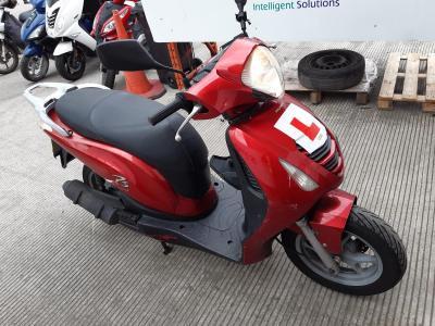 Image of 2008 HONDA PES 125-8 125cc SCOOTER