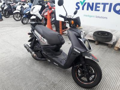 Image of 2012 YAMAHA XC 125 CYGNUS X 124cc MOTORCYCLE