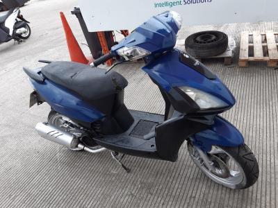 Image of 2012 QINGQI QM 125 T-8G 125cc MOTORCYCLE