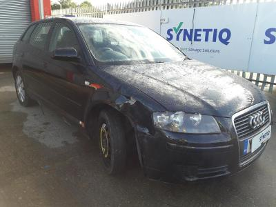 Image of 2007 AUDI A3 TDI SPORT SPECIAL EDITION 1896cc TURBO DIESEL MANUAL 5 Speed 5 DOOR HATCHBACK
