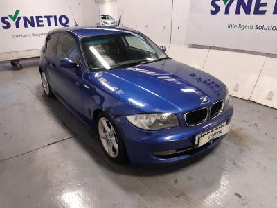 Image of 2009 BMW 1 SERIES 118D SE 1995cc TURBO DIESEL MANUAL 3 DOOR HATCHBACK