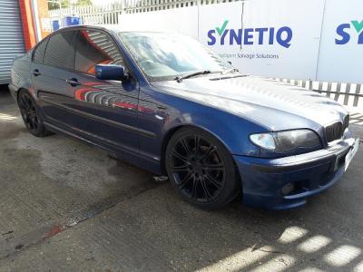 Image of 2005 BMW 3 SERIES 318I SPORT 1995cc PETROL MANUAL 5 Speed 4 DOOR SALOON