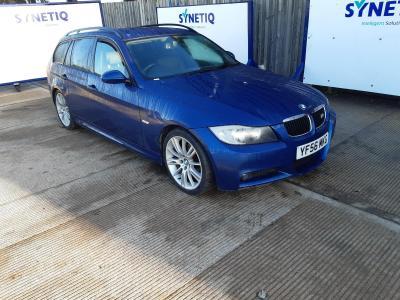 Image of 2006 BMW 3 SERIES 320I M SPORT 1995cc PETROL AUTOMATIC 6 Speed 5 DOOR ESTATE