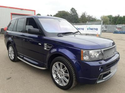 Image of 2009 LAND ROVER RANGE ROVER SPORT TDV6 STORMER EDITION 2720cc TURBO DIESEL AUTOMATIC 6 Speed 5 DOOR ESTATE