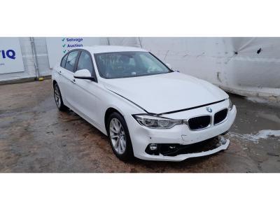 Image of 2017 BMW 3 SERIES 320D SE 1995cc TURBO DIESEL AUTOMATIC 8 Speed 4 DOOR SALOON