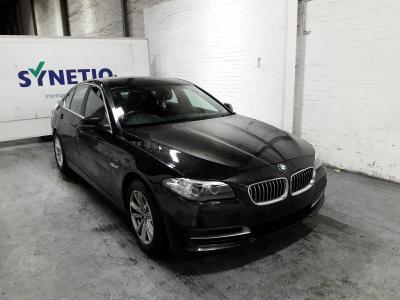 Image of 2014 BMW 5 SERIES 520D SE 1995cc TURBO DIESEL MANUAL 4 DOOR SALOON