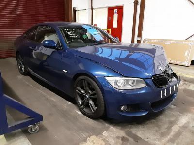 Image of 2011 BMW 3 SERIES 320D M SPORT 1995cc TURBO DIESEL MANUAL 6 Speed 2 DOOR COUPE